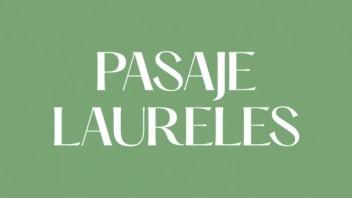 Logo Pasaje Los Laureles