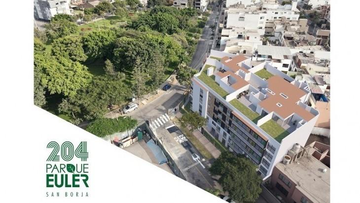 Departamentos en San Borja