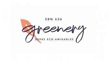 Logo Greenery SBN 636
