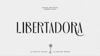 Logo Libertadora
