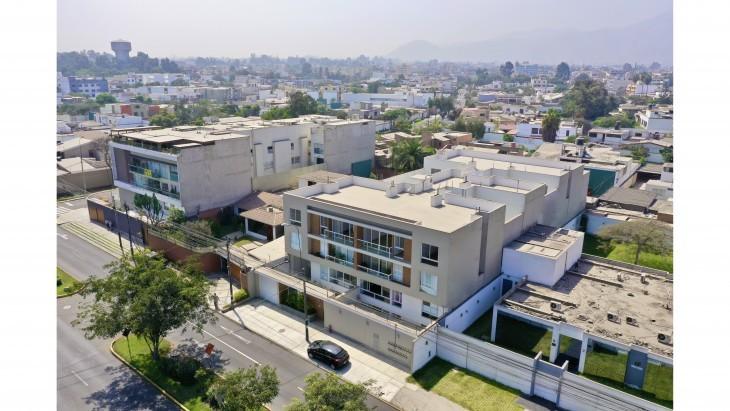 Departamentos en La Molina
