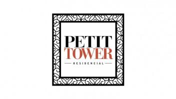 Logo Flat Petit Tower Residencial