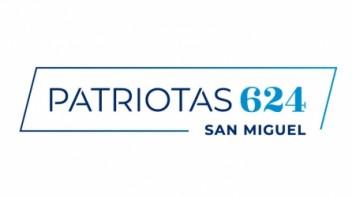 Logo PATRIOTAS 624