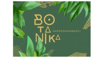 Logo Botanika Garden Apartments