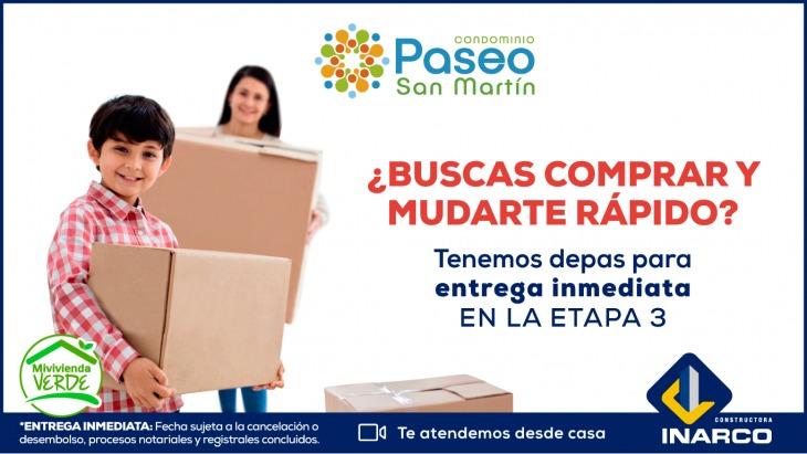 Departamentos en San Martin De Porres