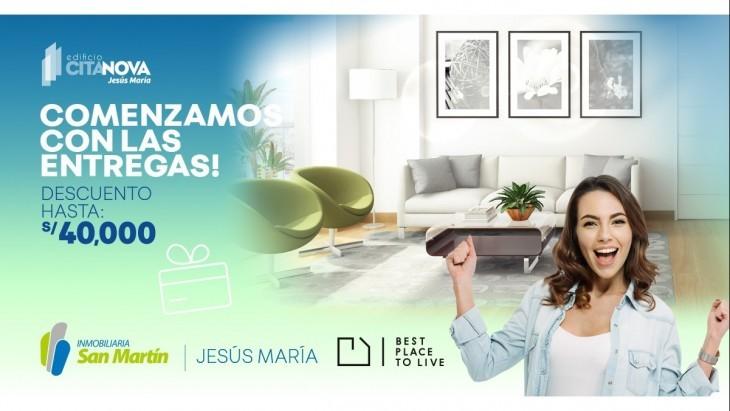 Departamentos en Jesus Maria