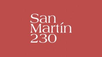 Logo San Martín 230