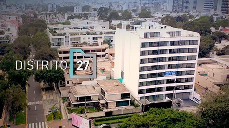 Departamentos en San Isidro