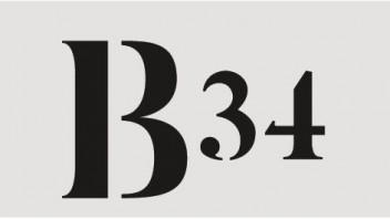 Logo B34