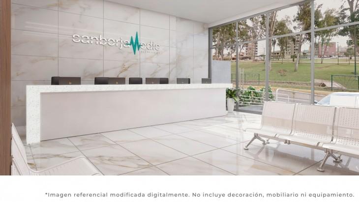 Oficinas en San Borja