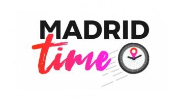 Logo Madrid Time