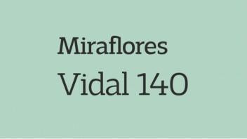 Logo VIDAL 140