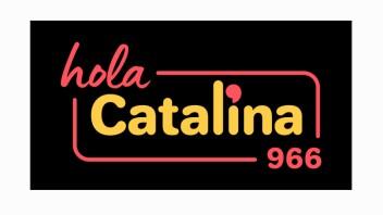 Logo Hola Catalina