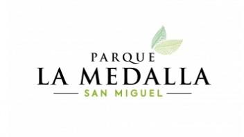 Logo Parque La Medalla