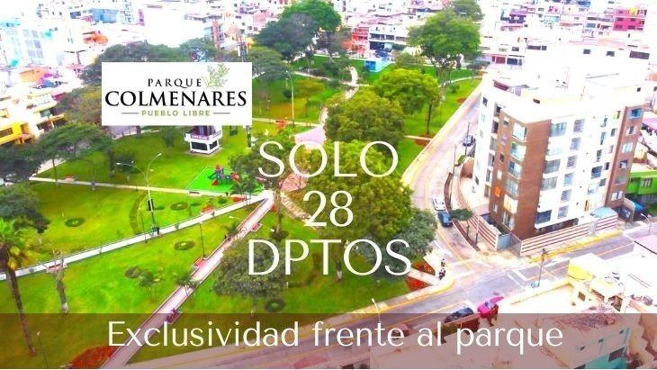 Departamentos en Pueblo Libre