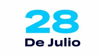 Logo 28 DE JULIO