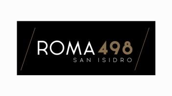 Logo ROMA 498